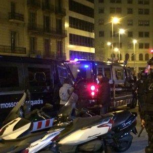 Detingut càrregues mossos - Maria Macià