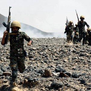Militars Yemen EFE