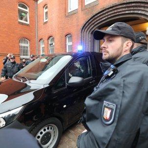 Possible furgoneta Puigdemont preso Alemanya EFE 26 03 2018 EFE