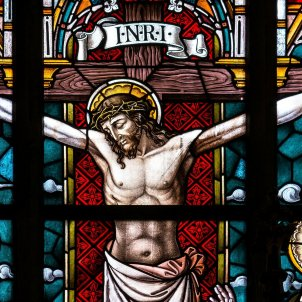 jesus natzaret inri setmana santa pixabay