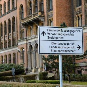 Tribunal Puigdemont Alemanya Schleswig Holstein EFE 26 03 2018