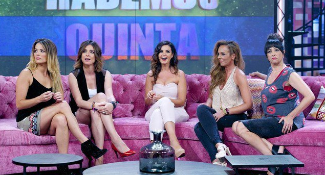 El Salvaje Desnudo Integral De Una Presentadora De Telecinco