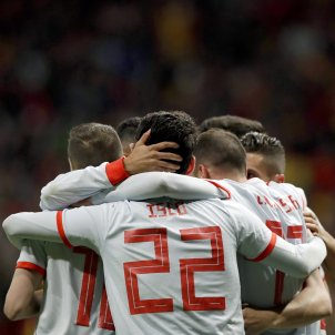 Espanya Argentina   EFE