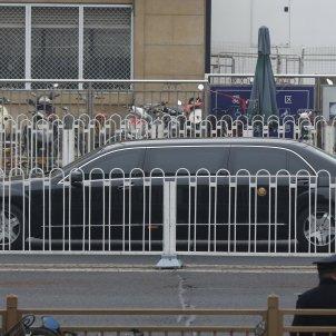Viaje Kim Jong un a Pekín EFE
