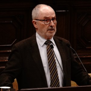 Ribo Parlament Roberto Lázaro