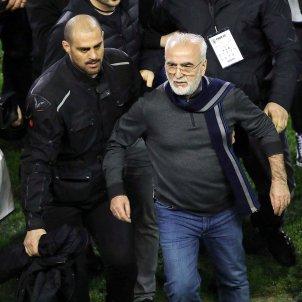 PAOK president   EFE
