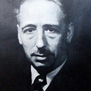 President Companys. Circa 1940. Font Galeria de Presidents. Generalitat de Catalunya