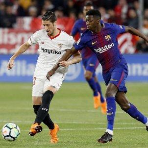 Sevilla Barça   EFE
