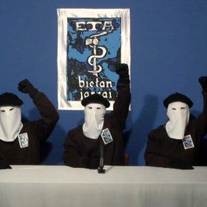 membres banda ETA- ACN