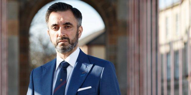 Aamer Anwar, advocat Clara Ponsatí - EFE