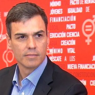 Pedro Sánchez europa press