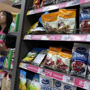 productos chinos EFE