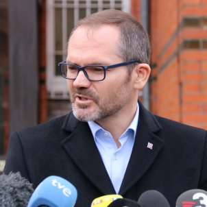 Josep Costa preso Alemanya