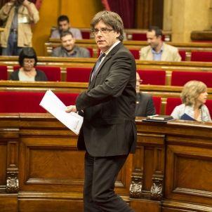 Puigdemont Parlament - Sergi Alcàzar