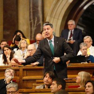 Albiol ple Parlament Sergi Alcàzar