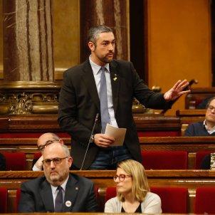 Bernat Solé ple Parlament Sergi Alcàzar