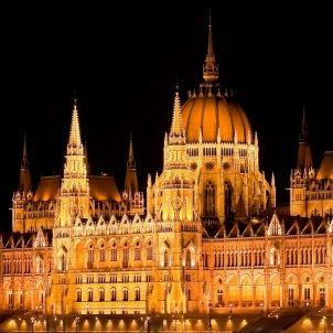 Hongria Parlament Budapest (Mosaicon)