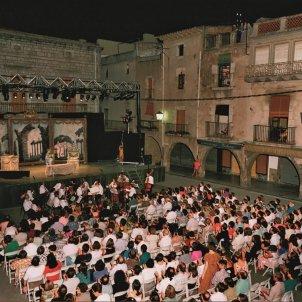 Òpera Apollo i Hyacinthus de Mozart. Festival Torroella