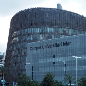 UPF Campus Universitari Mar (Teresa Grau Ros)
