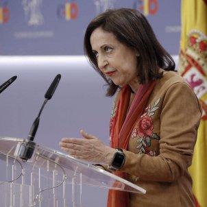 Margarita Robles efe