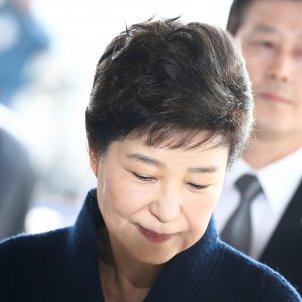 expresidenta corea del sur Park Geun hye EFE