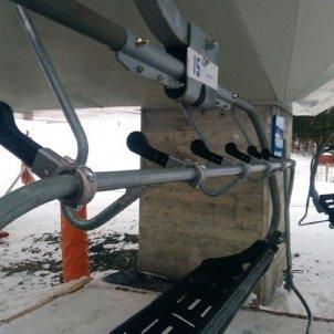estació esquí FGC ACN