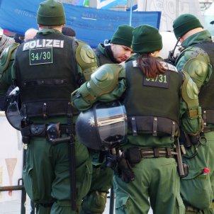 Policia Alemanya Munic 2014