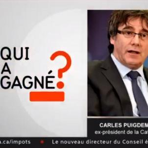 Quebec TV