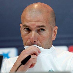 Zidane rdp Reial Madrid   EFE