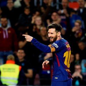 Leo Messi Barça Leganés Efe