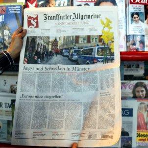 diaris alemanys portada puigdemont acn