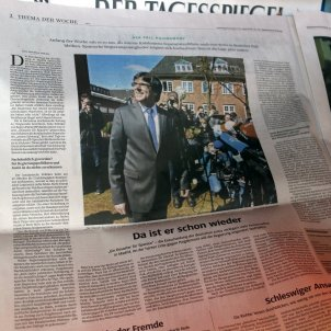 Süddeutsche Zeitung diaris alemanys puigdemont
