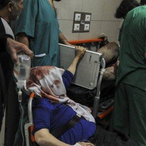 Damasco ataque quimico / Efe