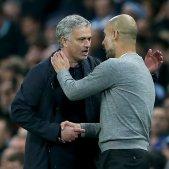 Pep Guardiola Jose Mourinho City United   EFE