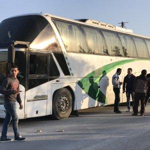 Evacuacion civiles siria EFE