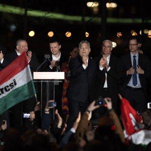 Victor Orbán guanya / Efe