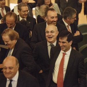 jutge Llarena rient - Sergi Alcàzar
