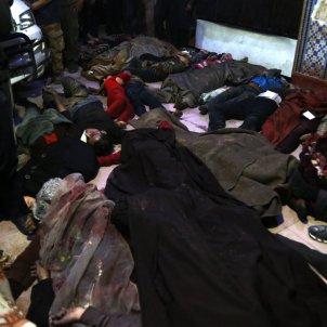 Atac químic Douma Siria EFE