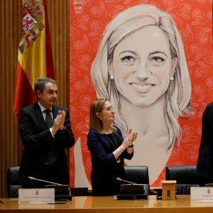 Carme Chacón homenatge congrés / Efe