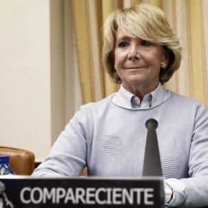 Esperanza Aguirre EFE