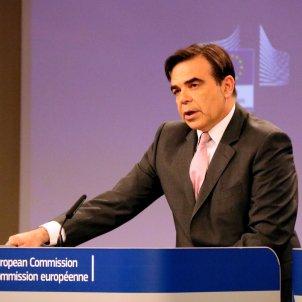 Schinas comissió europea - ACN