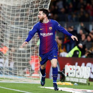 Leo Messi gol Barça Leganés   EFE