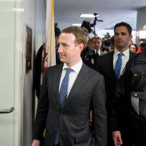Mark Zukerberg EFE