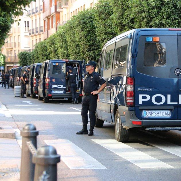 policia nacional acn