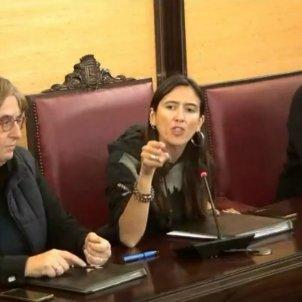 Núria Parlon ple Santa Coloma