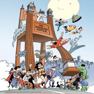 36 Salo Internacional del Comic de Barcelona