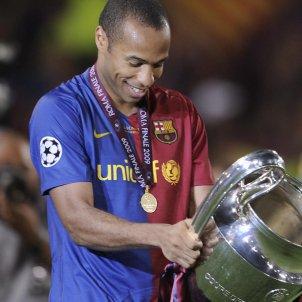 Thierry Henry Barça