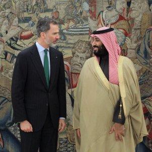 Felip i príncep arabia  EFE