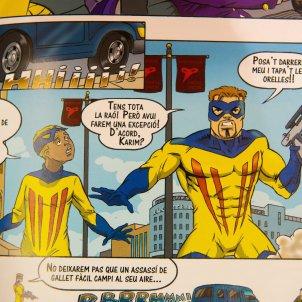 còmics drac català saló
