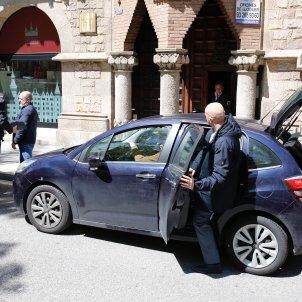 Guardia Civil escorcoll Diplocat / Sergi Alcàzar